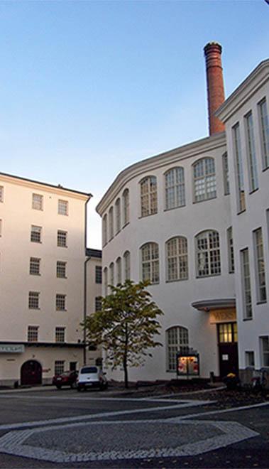 Kuva Tampereen Finlayssonin alueen Verstaasta